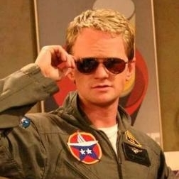 Deal with it barney