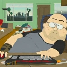 South Park Wow Guy