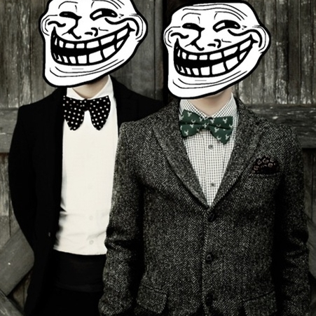 Panic! At The Trolling