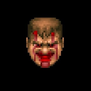 Bloody Doom Guy