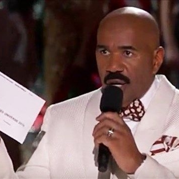 steve harvey white tux steve harvey white tux meme generator,Steve Harvey Meme Maker