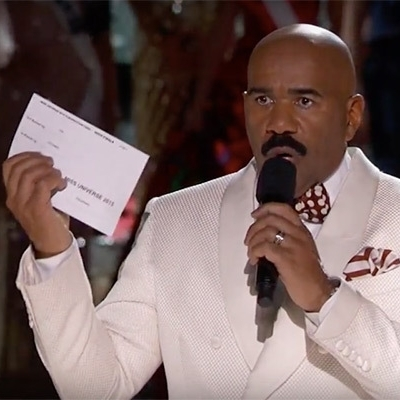steve harvey and thee winner is steve harvey and thee winner is meme generator,Steve Harvey Meme Maker