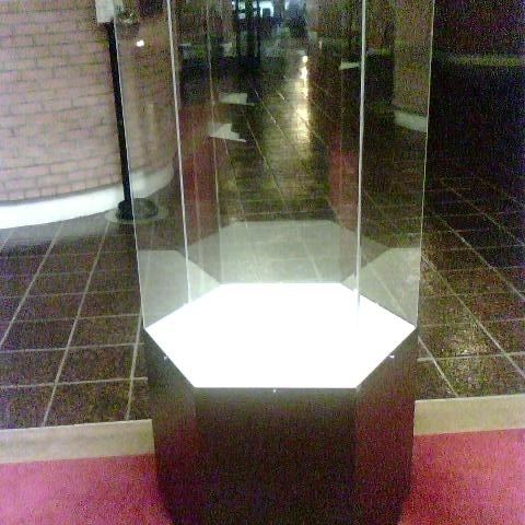 how to make a trophy case