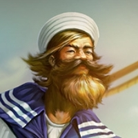 """Gangplank """"but then i ate some oranges and it was k"""""""