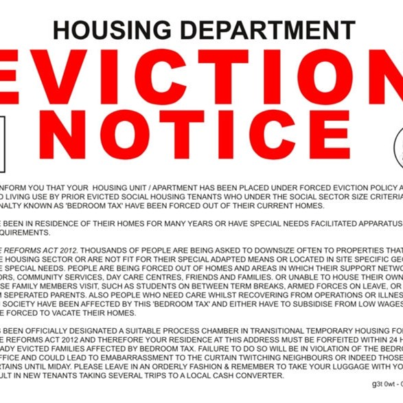 Eviction Notice | Meme Generator