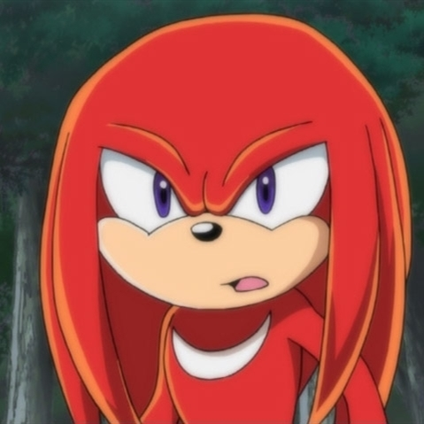 Confused Knuckles