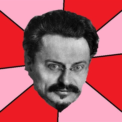 Trotsky Want a Cracker
