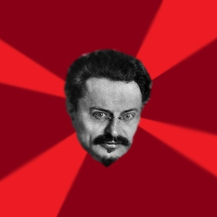 Trotsky Want More Crackers