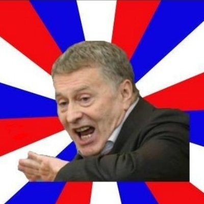 typical.Zhirinovsky