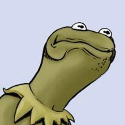 Dont give a fuck Kermit