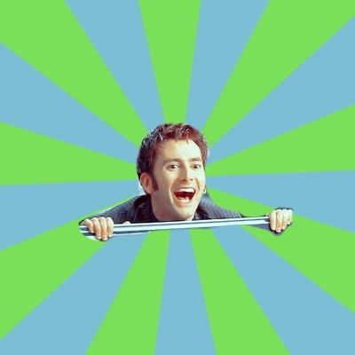Typical 10th doctor