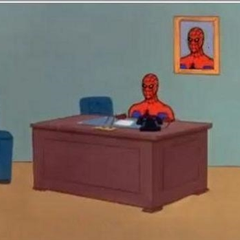 Spidermandesk