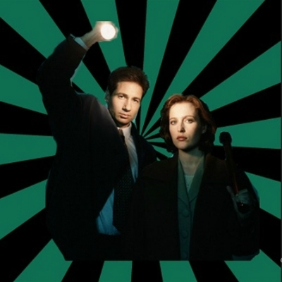 "Typical fans ""The X-files"""