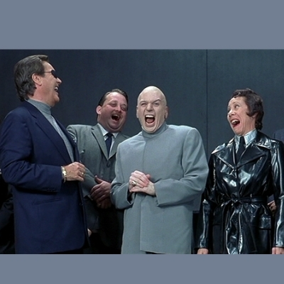Dr. Evil and His Minions