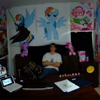 Typical brony