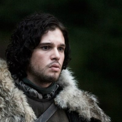 Thoughtful Jon Snow