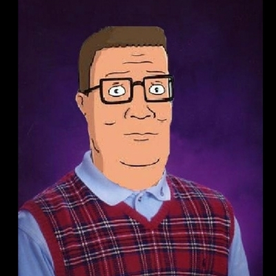 Bad Luck Hank Hill