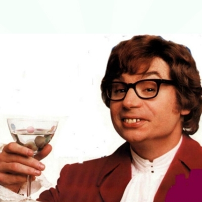 Austin Powers Drink