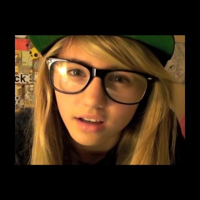 Lia Marie Johnson Hipster