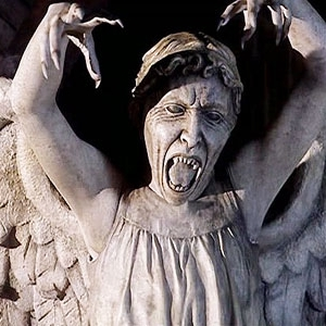 Weeping angel meme