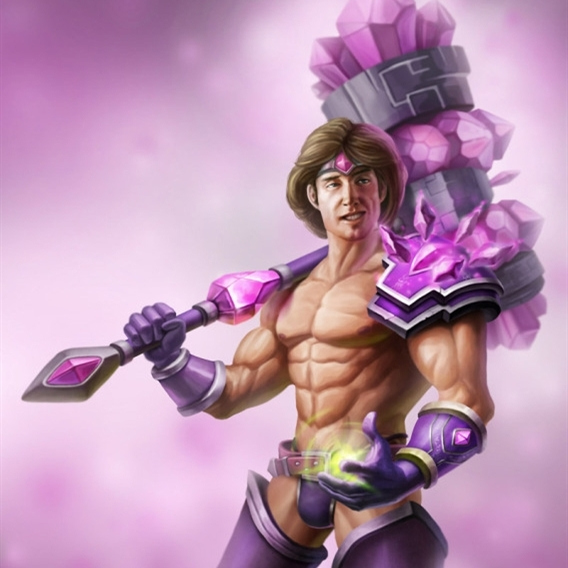 Outrageous, Sexy Taric