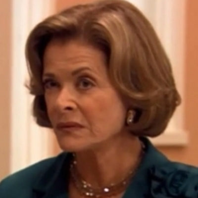 Lucille Bluth Face