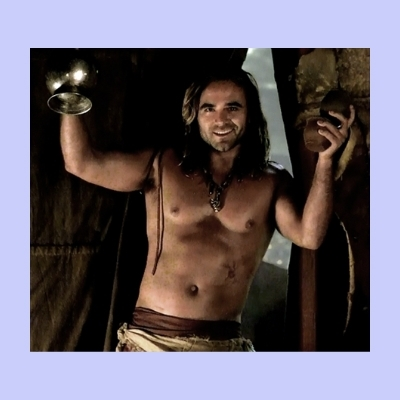 Gannicus Wine and Women