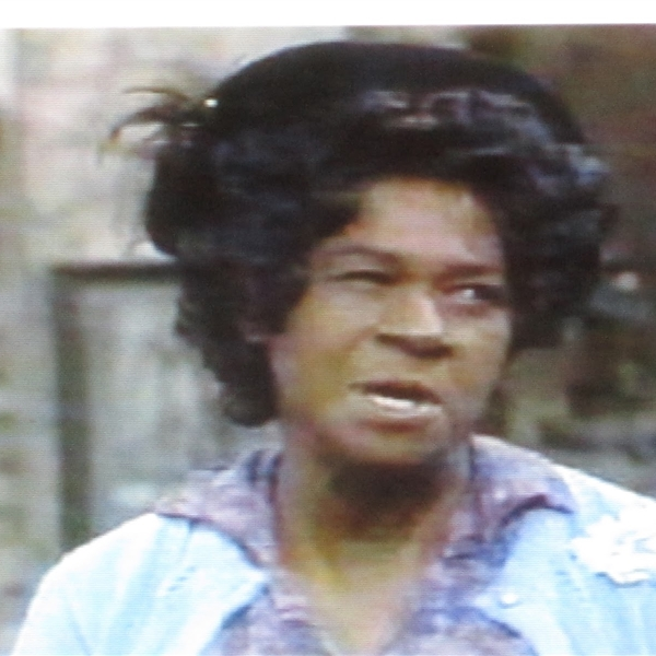 Aunt Esther again