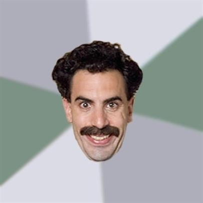 Advice Borat