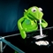 cocaine kermit