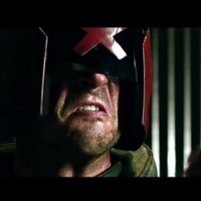 Judge Dredd I am the law