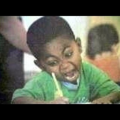 Black Kid Coloring