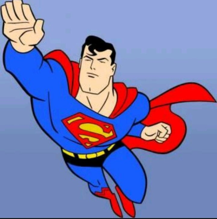 Superman Going Home