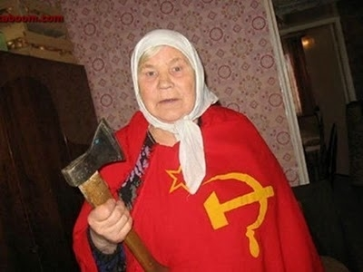 In Mother Russia