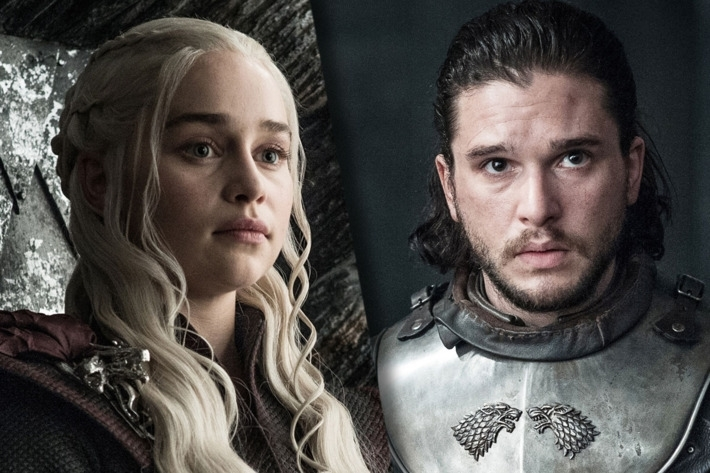 Snow and Dany