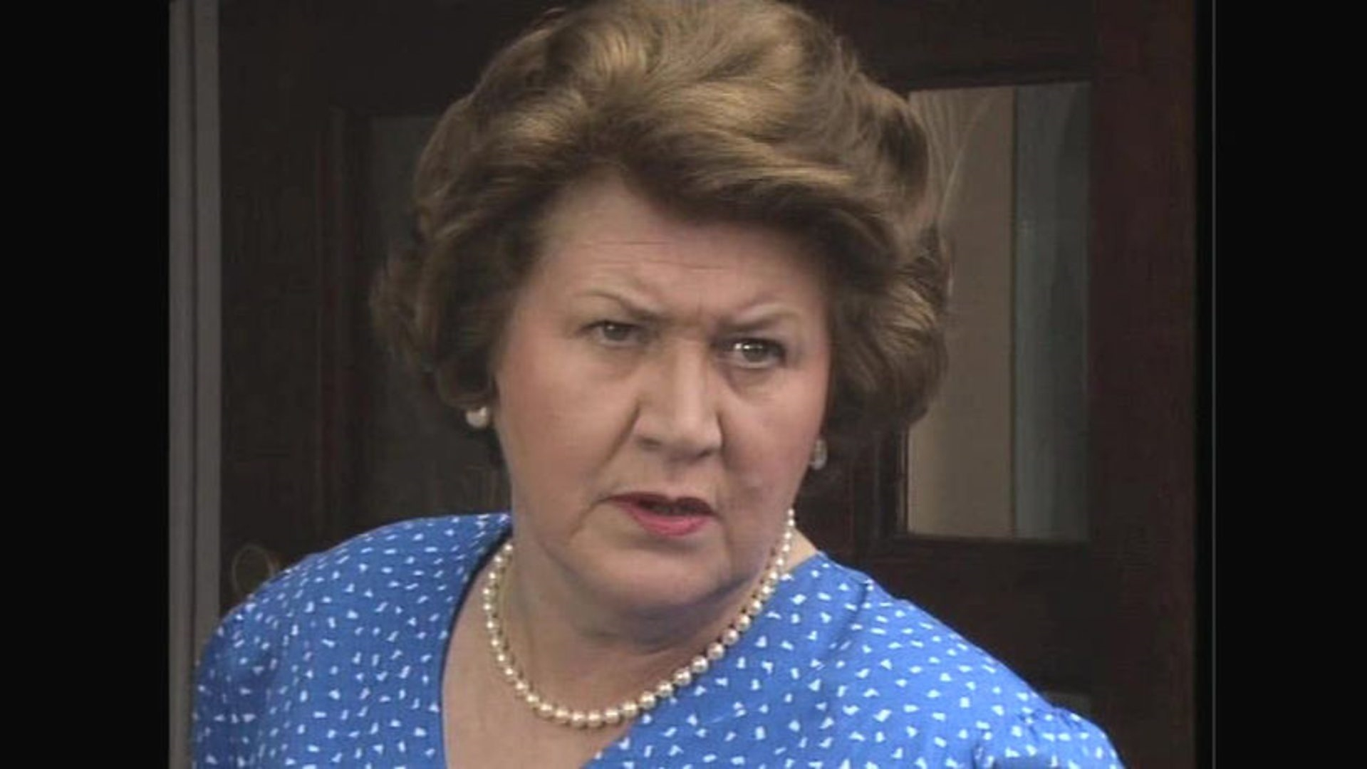 HYACINTH DISAPPROVES