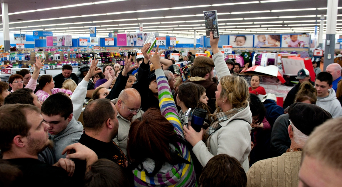 Introverts, welcome to Black Friday