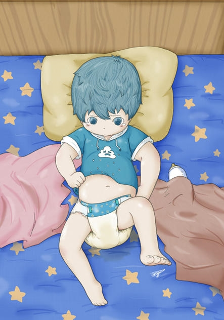 Diaper change abdl How to