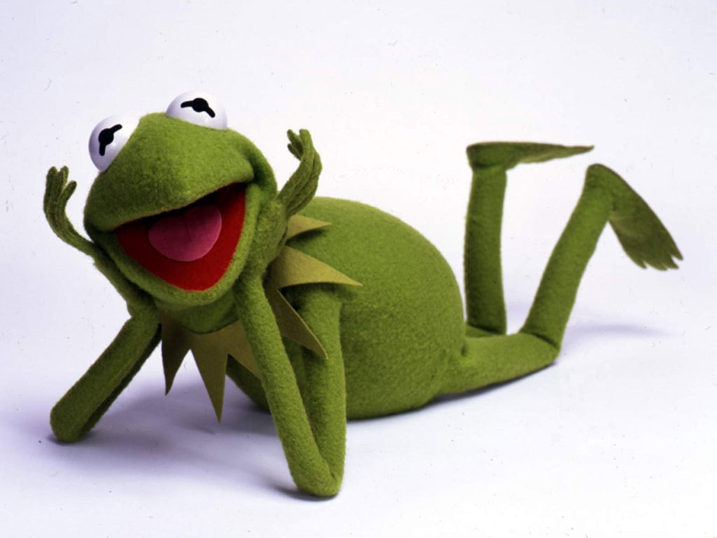 Kermit the gay frog