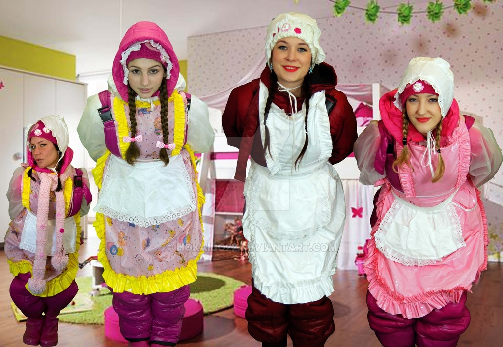 frenchmaids on duty