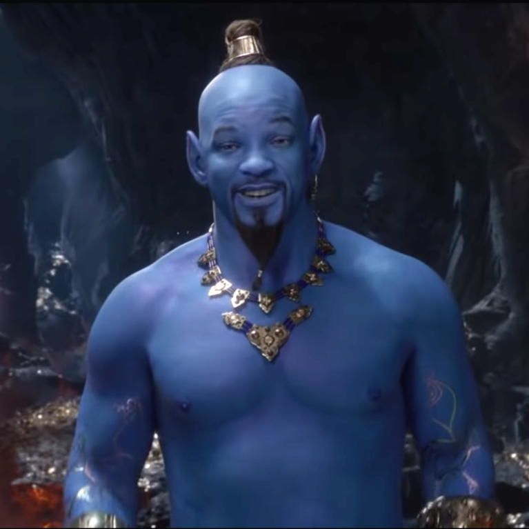Kevin Hart as a FUCKING GENIE