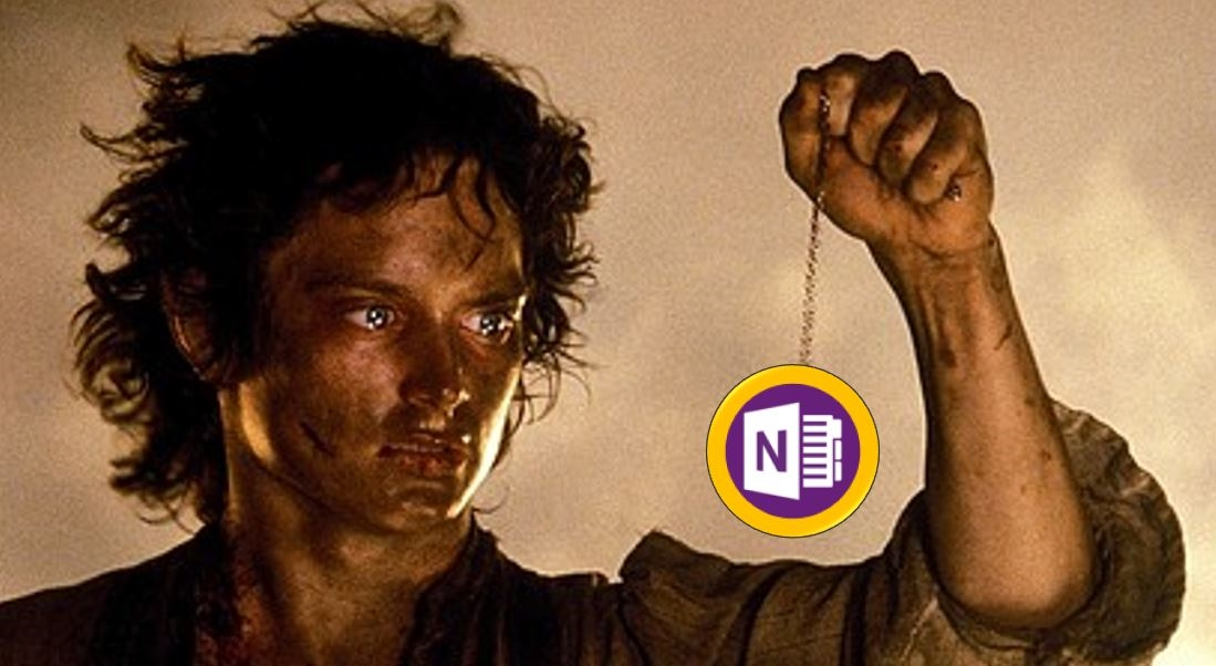 OneNote to rule them all!