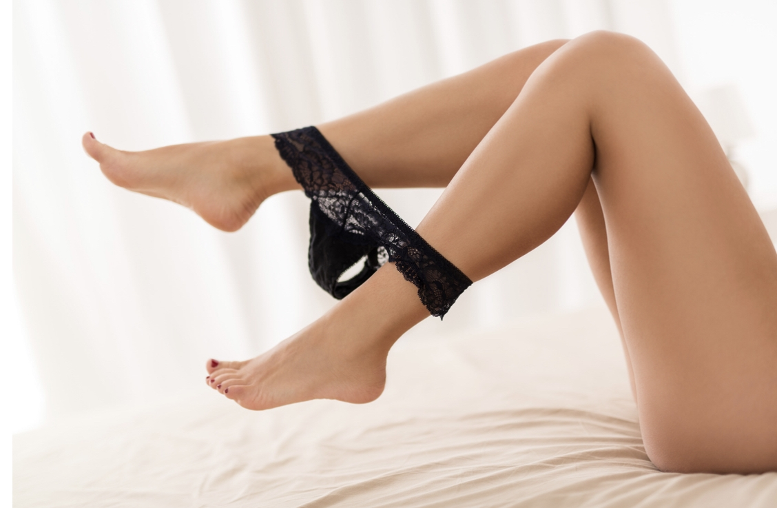 Panties At Your Ankles Photos