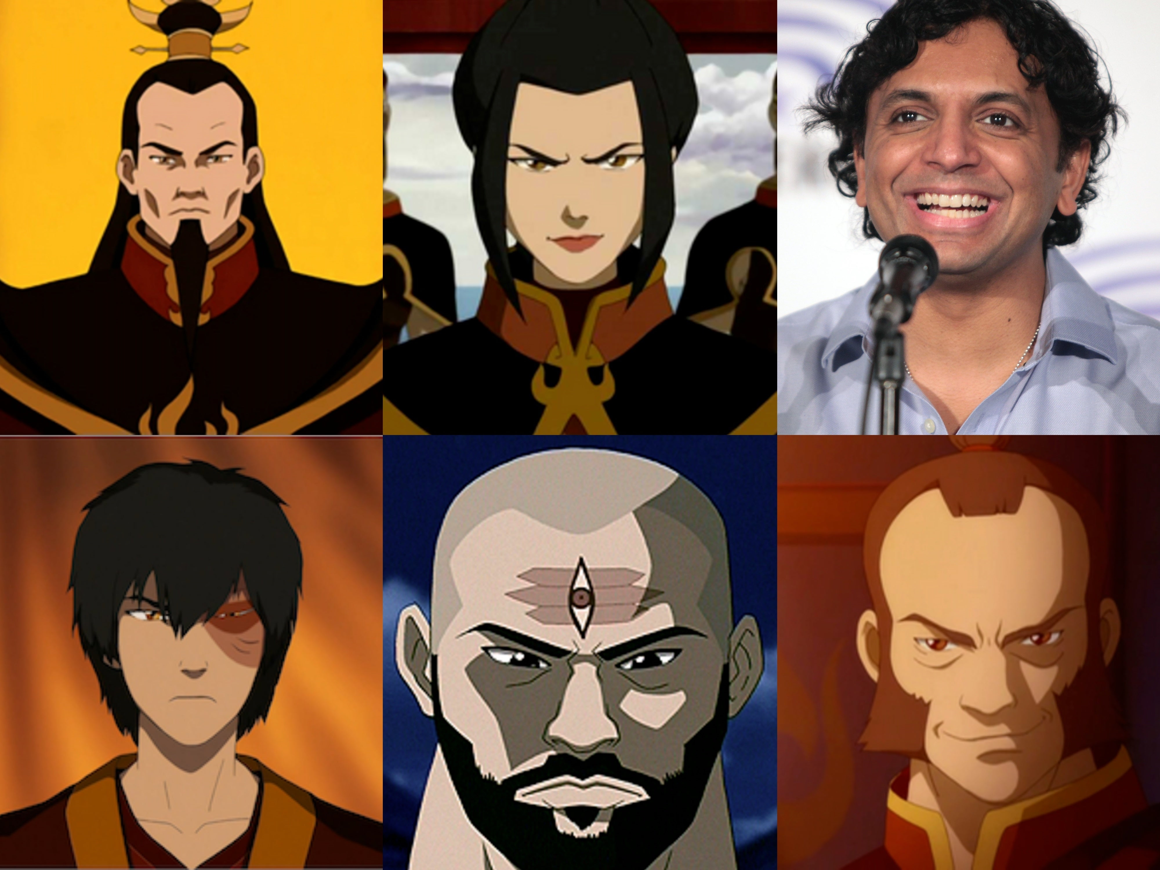People who tried to kill the avatar