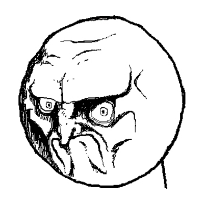 No Rage Face