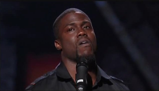 Kevin Hart Face