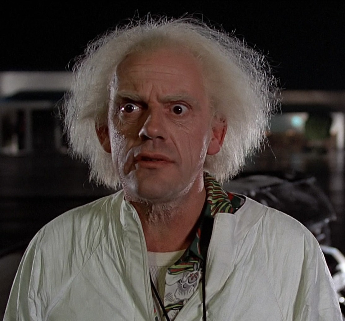 Back To The Future Doctor