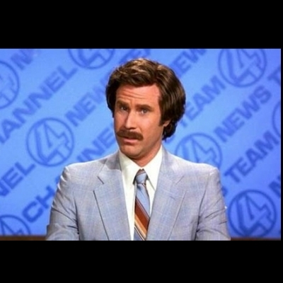 Ron Burgundy Questions