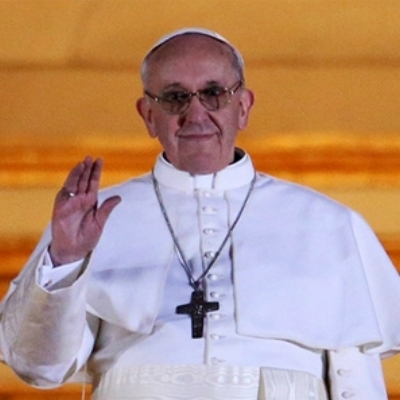Pope Francis 1st