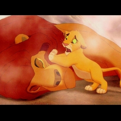 lion king mufasa death